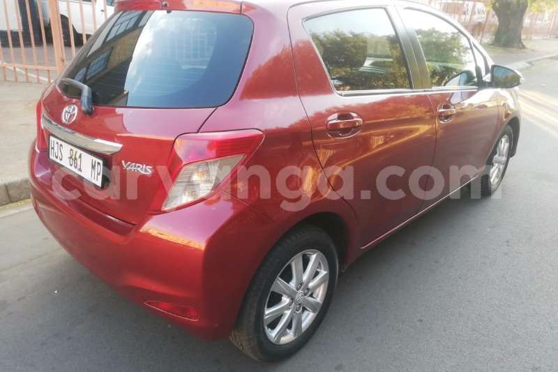 Big with watermark toyota yaris balaka balaka 9457