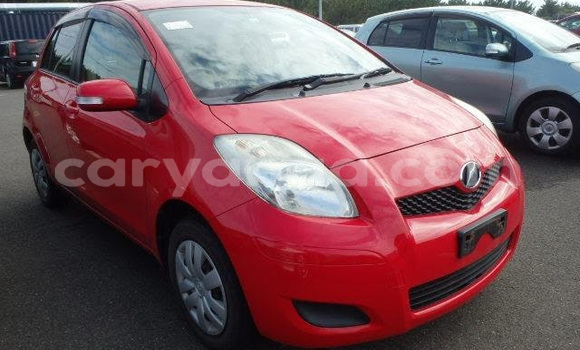 Buy Import Toyota Vitz Red Car in Blantyre in Malawi