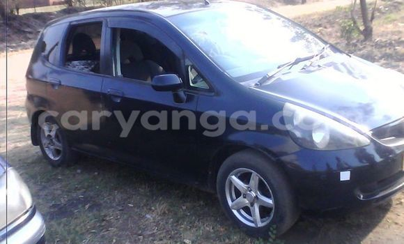 Buy Used Honda HR-V Black Car in Limbe in Malawi