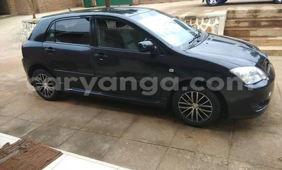 Buy Used Toyota Allex Black Car in Blantyre in Malawi