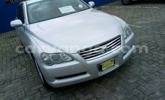 Buy Used Toyota Mark X Silver Car in Blantyre in Malawi