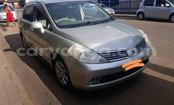 Buy Used Nissan Tiida Silver Car in Blantyre in Malawi