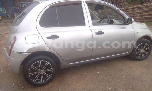 Buy Used Nissan March Silver Car in Blantyre in Malawi