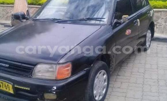 Buy Used Toyota Starlet Black Car in Blantyre in Malawi