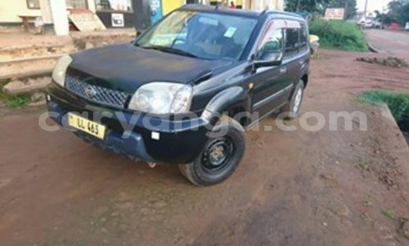 Buy Used Nissan X-Trail Blue Car in Lilongwe in Malawi