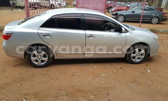 Buy Used Toyota Premio Silver Car in Lilongwe in Malawi