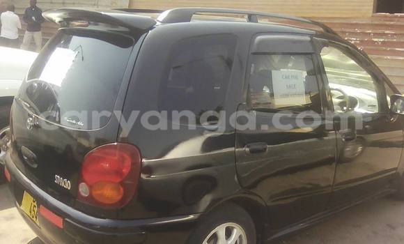 Buy Used Toyota Sequoia Black Car in Limbe in Malawi