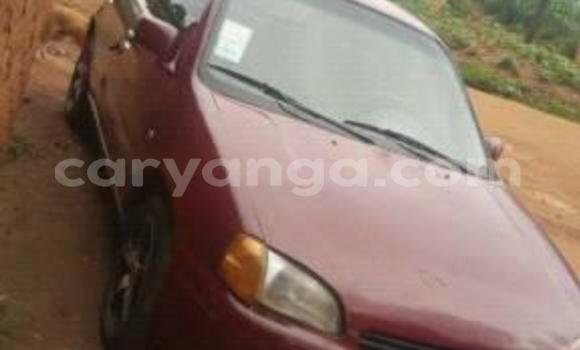 Buy Used Toyota Starlet Red Car in Lilongwe in Malawi