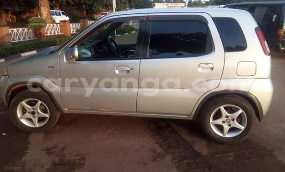 Buy Used Nissan Note Silver Car in Lilongwe in Malawi
