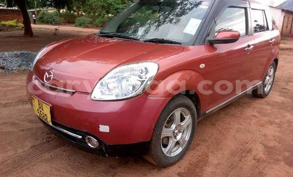 Buy Used Mazda Verisa Red Car in Lilongwe in Malawi