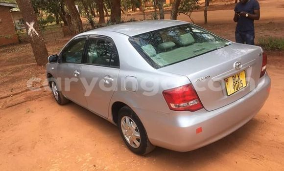 Buy Used Toyota Axio Silver Car in Salima in Malawi