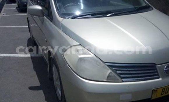 Buy Used Nissan Tiida Beige Car in Blantyre in Malawi