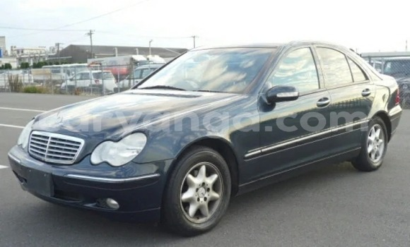 Buy Import Mercedes‒Benz C–Class Blue Car in Blantyre in Malawi