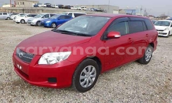 Buy Import Toyota Fielder Red Car in Blantyre in Malawi
