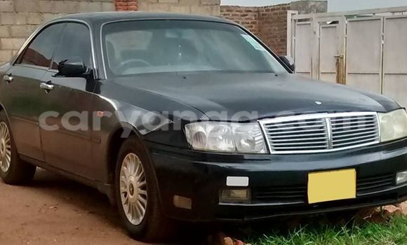 Buy Used Nissan Frontier Black Car in Limbe in Malawi