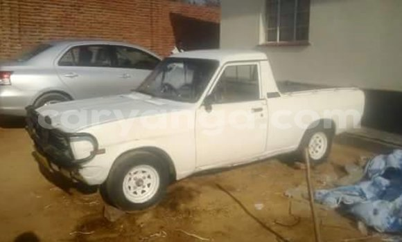 Buy Used Nissan Pickup Black Car in Limbe in Malawi