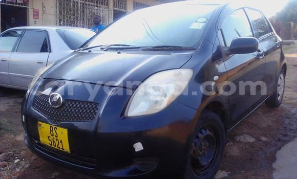 Buy Used Toyota Vitz Black Car in Limbe in Malawi