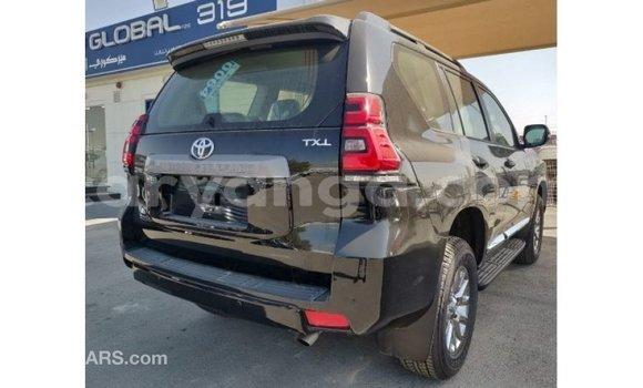 Buy Import Toyota Prado Black Car in Import - Dubai in Malawi