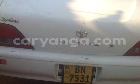 Buy Used Toyota Cresta Black Car in Limbe in Malawi