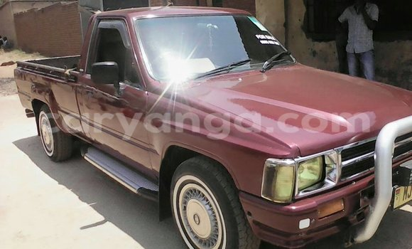 Buy Used Toyota Hilux Black Car in Limbe in Malawi