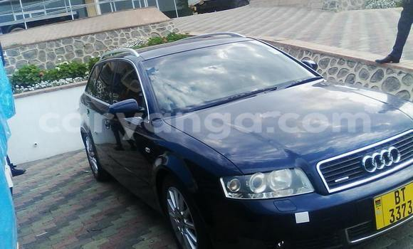 Buy Used Audi A3 Black Car in Limbe in Malawi