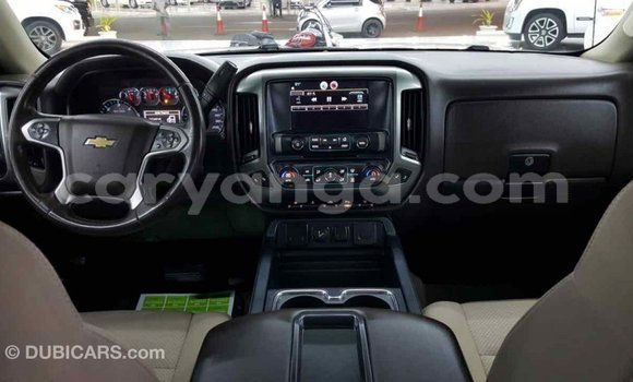Buy Import Chevrolet Silverado White Car in Import - Dubai in Malawi