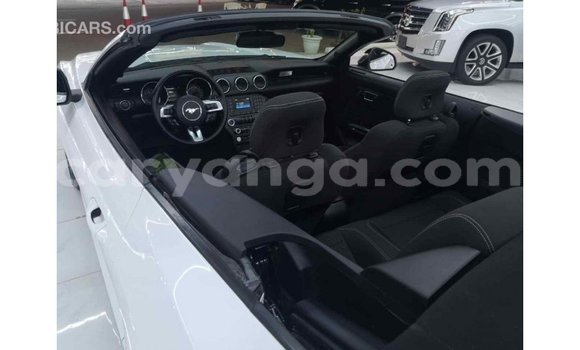 Buy Import Ford Mustang White Car in Import - Dubai in Malawi