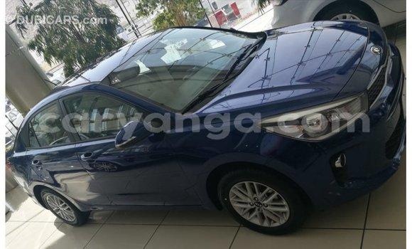 Buy Import Kia Rio Blue Car in Import - Dubai in Malawi