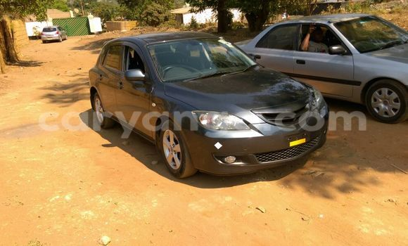 Buy New Mazda 323 Black Car in Lilongwe in Malawi