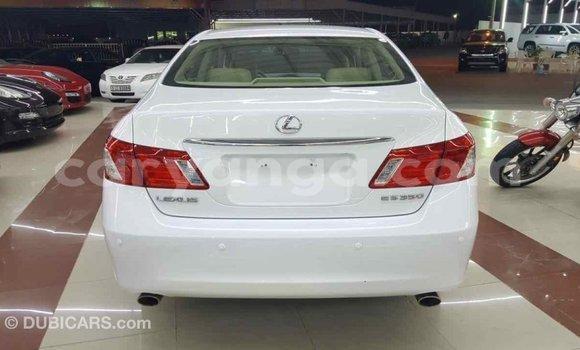 Buy Import Lexus ES White Car in Import - Dubai in Malawi