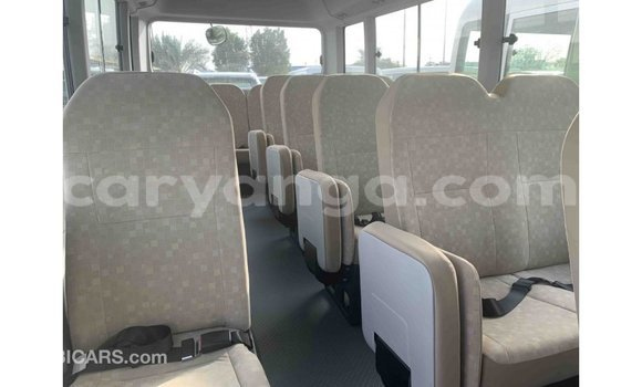 Buy Import Toyota Coaster White Car in Import - Dubai in Malawi