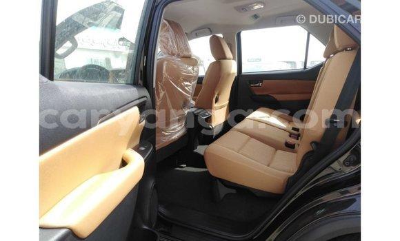 Buy Import Toyota Fortuner Black Car in Import - Dubai in Malawi