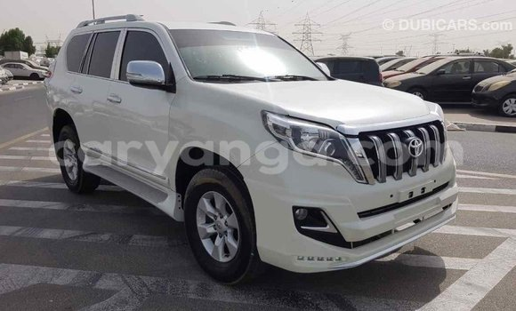 Buy Import Toyota Prado White Car in Import - Dubai in Malawi