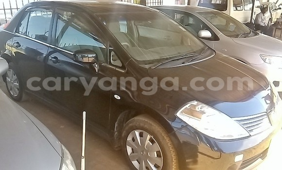 Buy New Nissan Tilda Blue Car in Lilongwe in Malawi