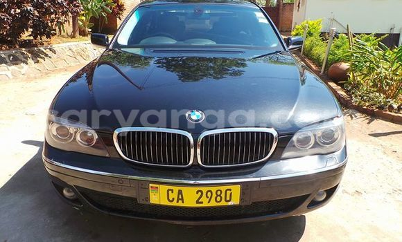 Buy Used BMW 5–Series Black Car in Limbe in Malawi