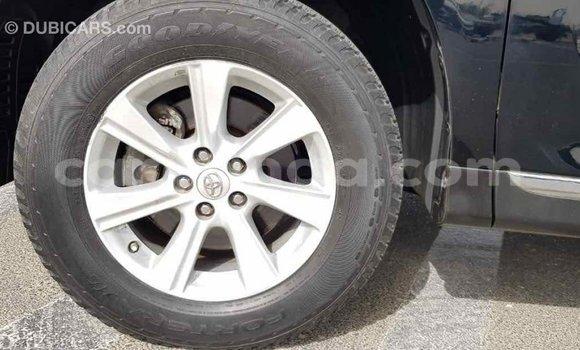 Buy Import Toyota Highlander Black Car in Import - Dubai in Malawi