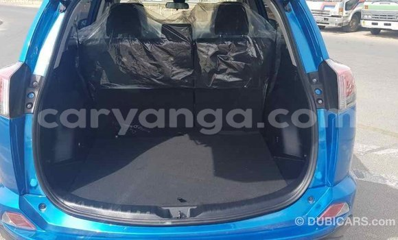 Buy Import Toyota RAV4 Blue Car in Import - Dubai in Malawi