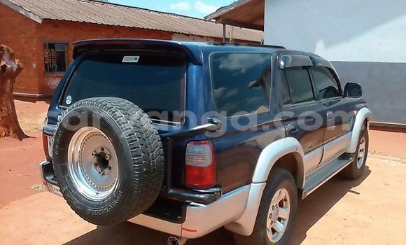 Buy Used Toyota Surf Black Car in Limbe in Malawi