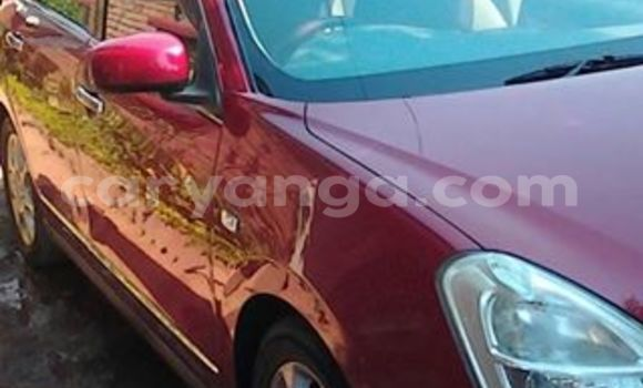 Buy Used Nissan Sunny Red Car in Limbe in Malawi