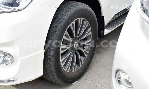 Buy Import Nissan Patrol White Car in Import - Dubai in Malawi