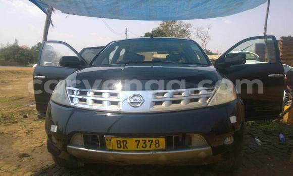 Buy Used Nissan Murano Black Car in Limbe in Malawi