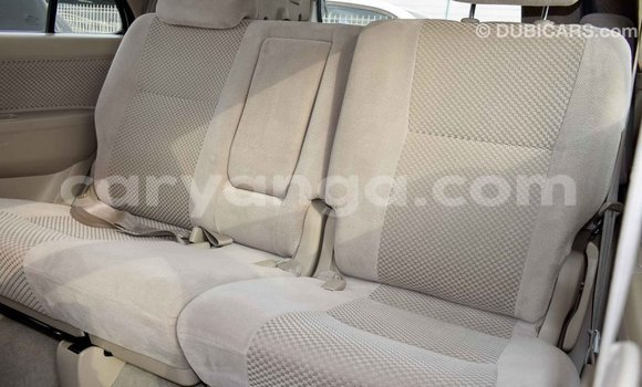 Buy Import Toyota Fortuner White Car in Import - Dubai in Malawi