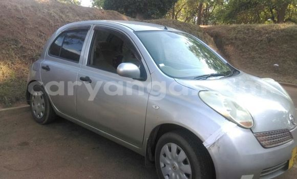 Buy Used Nissan Maxima Silver Car in Limbe in Malawi
