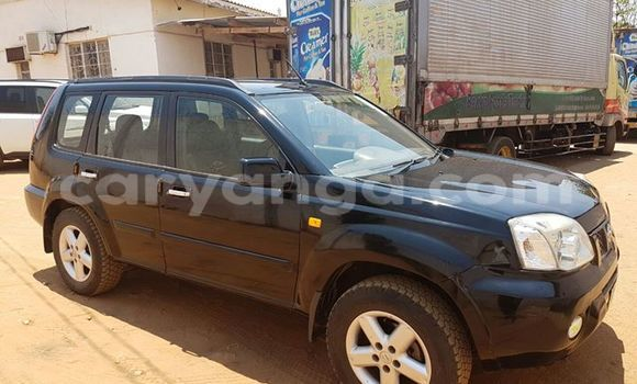 Buy Used Nissan X-Trail Black Car in Limbe in Malawi