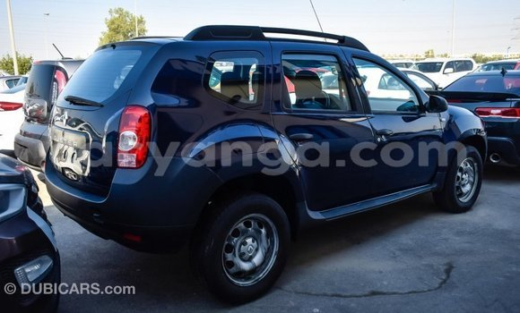 Buy Import Renault Duster Blue Car in Import - Dubai in Malawi