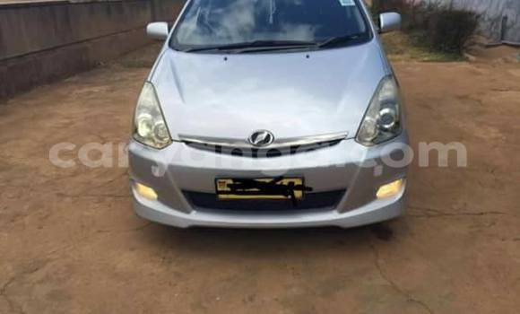 Buy Used Toyota Wish Silver Car in Limbe in Malawi
