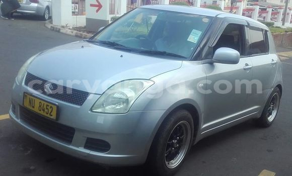 Buy Used Suzuki Swift Silver Car in Limbe in Malawi