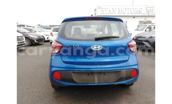 Buy Import Hyundai i10 Blue Car in Import - Dubai in Malawi