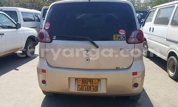 Buy Used Toyota Porte Other Car in Limbe in Malawi