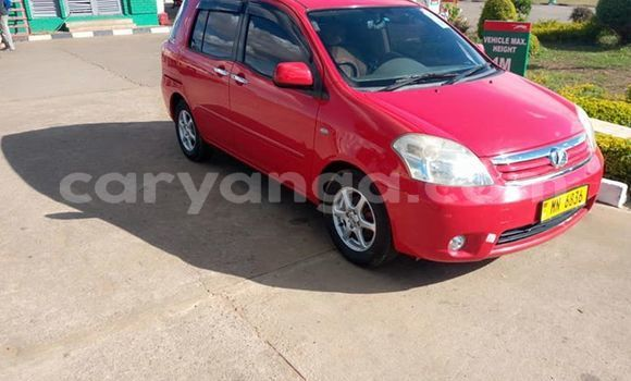 Buy Used Toyota Raum Red Car in Kasungu in Malawi